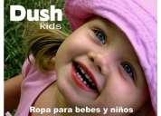 Dush - ropa para bebes y niños