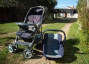 Vendo cochecito infanti travel system con huevito