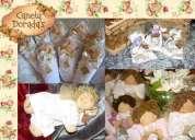 Canela dorada´s: angeles - bebes - arcangeles artesanales