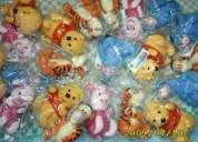 MuÑecos pooh original yusel, ideal souvenirs