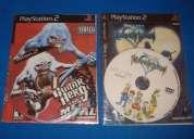 Juegos de play 2, ps2, peliculas en dvd