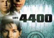 Los 4400 temporadas 1,2,3 y 4 completas en dvd!!!