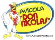Avicola don nicolas - pollos frescos al por mayor en pergamino