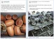 Bomba para servo freno de torinos cupe 380w y gs