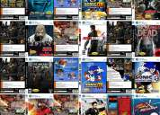 Video juegos mayorista pc ps2 playstation xbox 360 wii