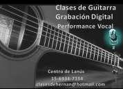 clases de guitarra - lanus