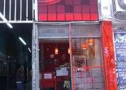 Se vende pancheria en pleno centro de villa ballester!