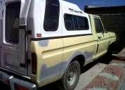 Se ofrece camioneta para repartos