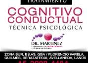 Psicología-15-3908-4484,terapia cognitivo conductual, berazategui