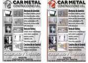 Car metal construcciones  - santa cruz