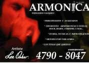 Armonica, clases en zona norte