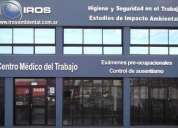 Centro medico del trabajo. medicina laboral para empresas