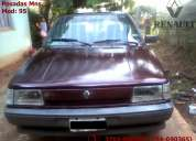 Vendo renault 9 impecable