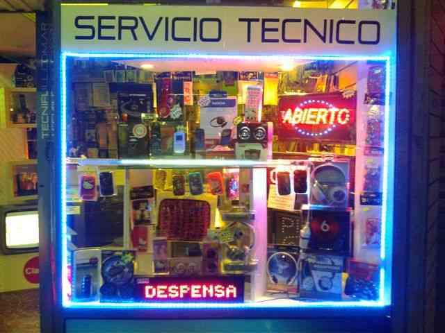 Servicio técnico de celulares, tv, lcd, led, en Mar del Plata