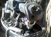 Motor fuera de borda powertec 40hp liquido!