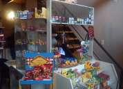 Vendo kiosco minimarket - fondo de comercio