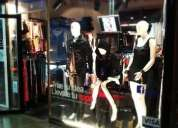 Fondo de comercio ropa galeria bond street con taller propio