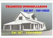 Trámites y gestiones inmobiliarias