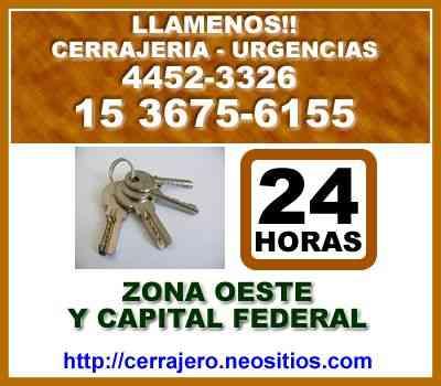 Cerrajeria 24hs Urgencias Martin Coronado 1536756155