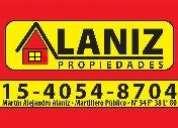 Inmobiliaria alaniz propiedades