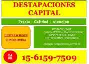 Destapaciones en villa devoto 156-159-7509 destapacion cloacas destapar cañerias
