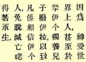 Clases particulares de chino mandarín