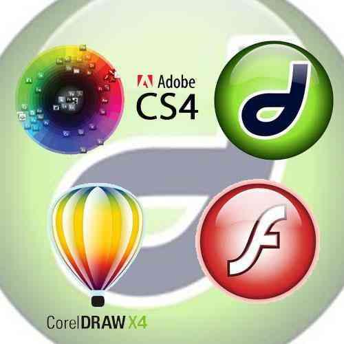Diseño gràfico - Diseño web - Diseño de Modas: Videos + clases