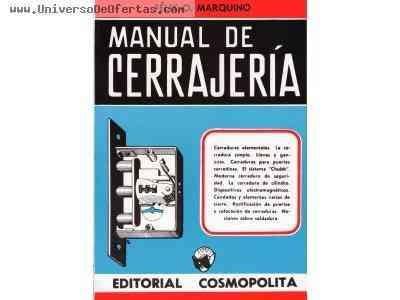 Manual de cerrajería _ félix o. marquino