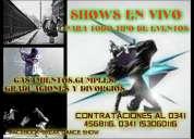 Contrataciones show de break dance