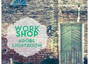 Clases particulares de adobe photoshop y adobe lightroom