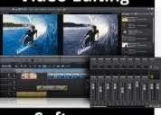 Operadores de editores de video para hacer gifs & videos comerciales