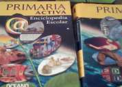 Enciclopedia escolar oceano 3 tomos