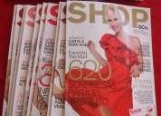 Vendo revistas shop & co de clarin 2011