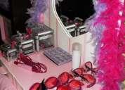Muebles dresuar con espejo y accesorios para fiestas de niñas!!