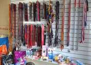 Fondo de comercio petshop - solo mercaderia