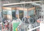 Fondo de comercio, fabrica re constructora de neumáticos y gomería.
