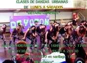 Clases de hip hop, reggaeton, ragga,dancehall,house y màs!