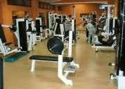 Vení a ejercitarte ,musculación sala de aparatos c/ cupón desc