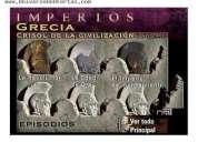 Imperios : grecia -- crizol de la civilización
