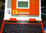El computador de aprender y jugar
