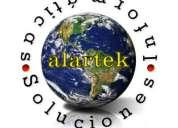 "Tecnico pc alartek ""soluciones informaticas"""