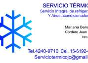 Servicio termico