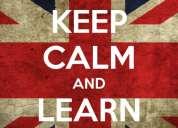 Clases particulares de inglés!!