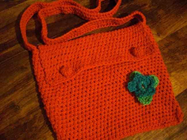 Vendo Carteras al Crochet,