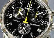 Tissot prc 200 quartz chronograph t17158652