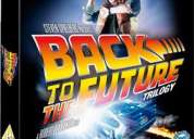 Trilogia back to the future blu-ray-increible calidad