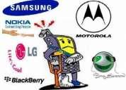 Reparacion de celulares - todas las marcas servicio tecnico