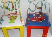 Mesa didactica para pequeños de todas las edades