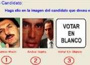 Sistemas de voto electrónico para pc