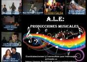 Shows musicales